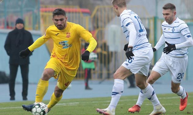 Шевчук: Потрібно було зараховувати гол Інгульця у ворота Динамо