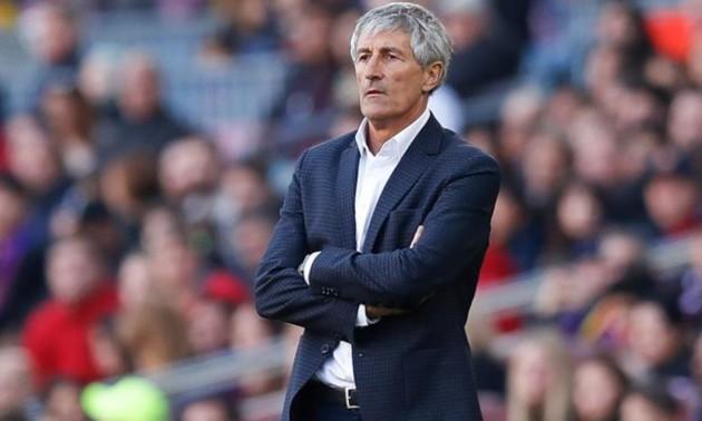 Барселона шукає головного тренера на заміну Сетьєну