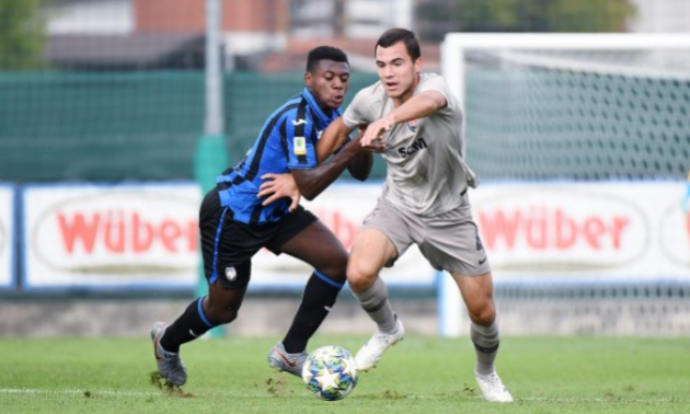Шахтар U-19 вирвав нічию у матчі проти однолітків з Аталанти
