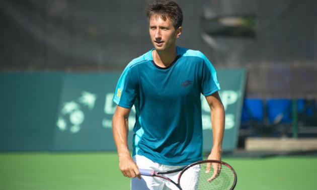 Стаховський здобув вольову перемогу на турнірі у Франції