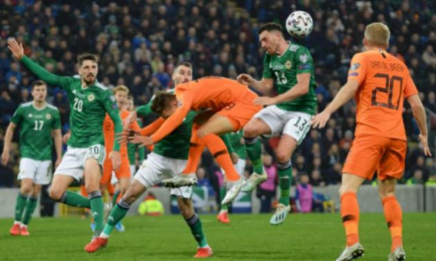 Північна Ірландія - Нідерланди 0:0. Огляд матчу