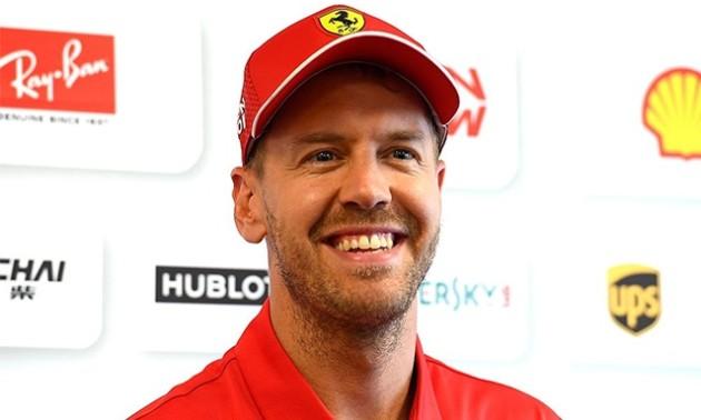 Феттель виграв перший Гран-прі за 392 дні
