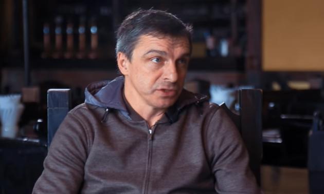 Про Бенфіку і Шахтар, роботу експертом на телебаченні та як з росіянина став українцем - Сергій Кандауров