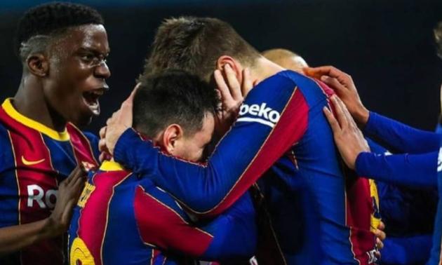 Барселона розгромила Севілью у матчі-відповіді та вийшла у фінал Кубка Іспанії