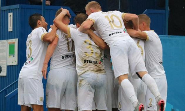 300 тис грн обіцяно за договірний матч у Першій лізі