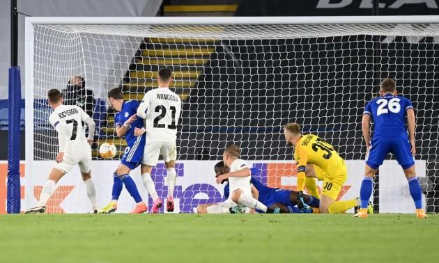 Зоря зазнала найбільшої поразки в основному раунді Ліги Європи