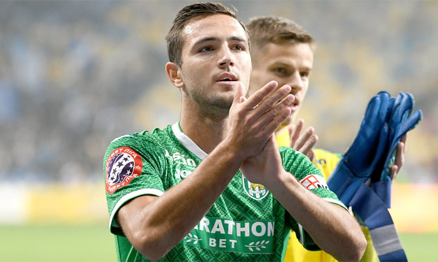 Форвард Карпат забив фантастичний гол у матчі проти Десни