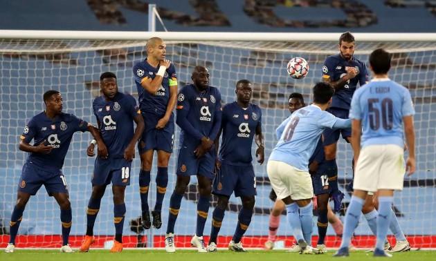 Манчестер Сіті – Порту 3:1. Огляд матчу