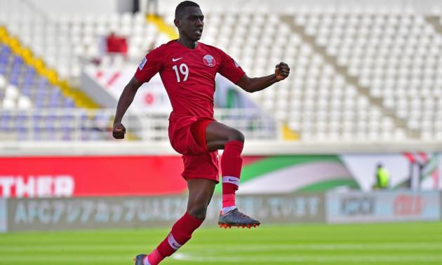 Шахтар цікавиться 23-річним нападником збірної Катару