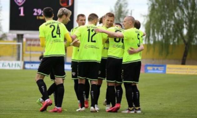 Шахтар Вернидуба знищив Білшину у 10 турі чемпіонату Білорусі