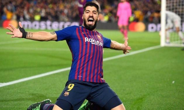Барселона продала Суареса в Атлетіко