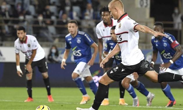 Ніцца обіграла Страсбург у 2 турі Ліги 1