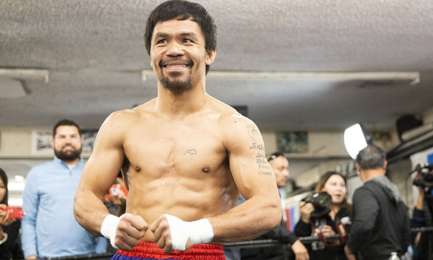 Пакьяо: Турман залишить ринг дуже розчарованим