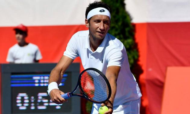 Стаховський зупинився у чвертьфіналі турніру в Кемпері у парному розряді