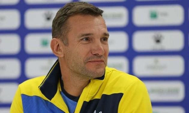 Шевченко присоромив Караваєва на тренуванні. ВІДЕО