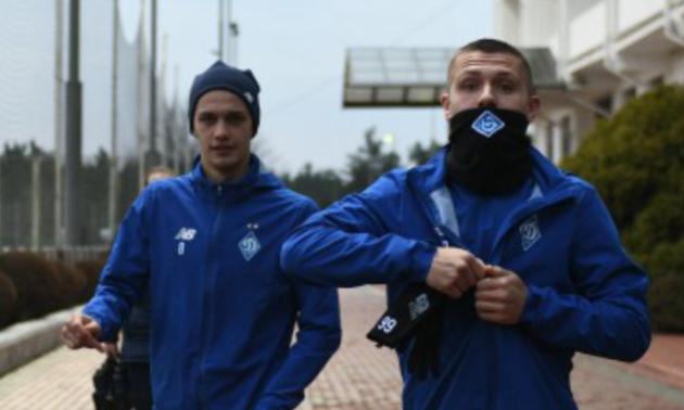 Динамо із Циганковим відправилось на матч з Дніпро-1