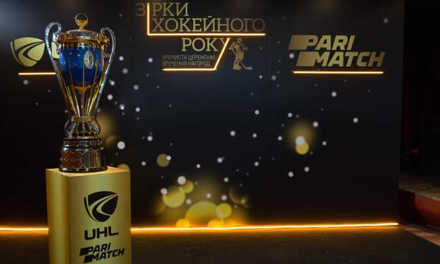 Журналіст Чемпіона отримав нагороду від Української хокейної ліги