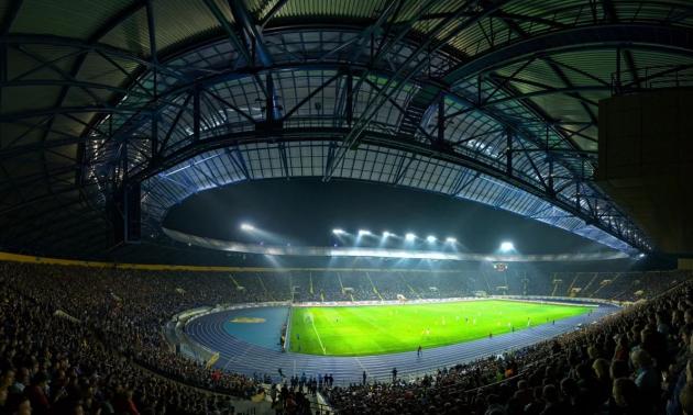 В Україні може відбутися матч за Суперкубок УЄФА