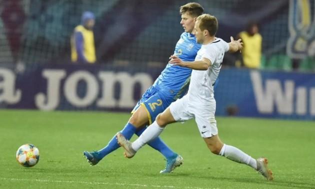 Україна - Естонія 1:0. Огляд матчу