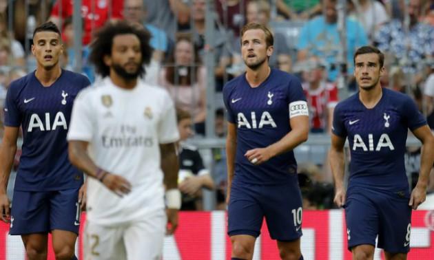 Реал – Тоттенгем  0:1. Огляд матчу
