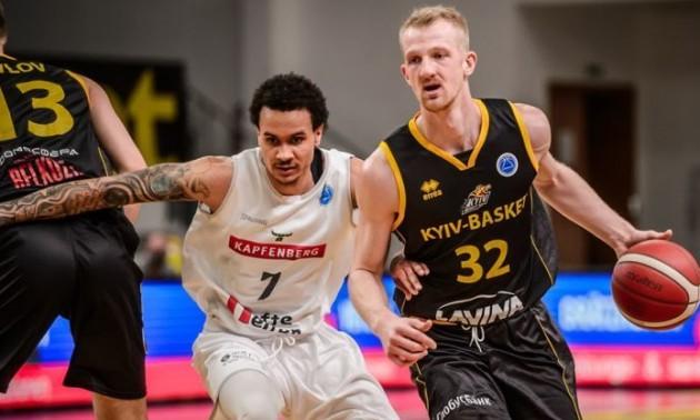 Київ-Баскет здобув першу перемогу в Кубку Європи ФІБА