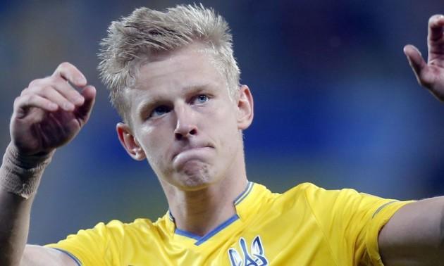 Зінченко лаконічно охарактеризував кам-бек збірної України у грі з Нігерією