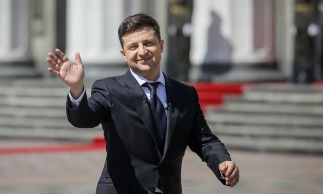 Зеленський хоче провести в Україні Олімпійські ігри