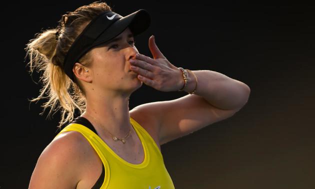 Світоліна розібралася із Бултер на Australian Open