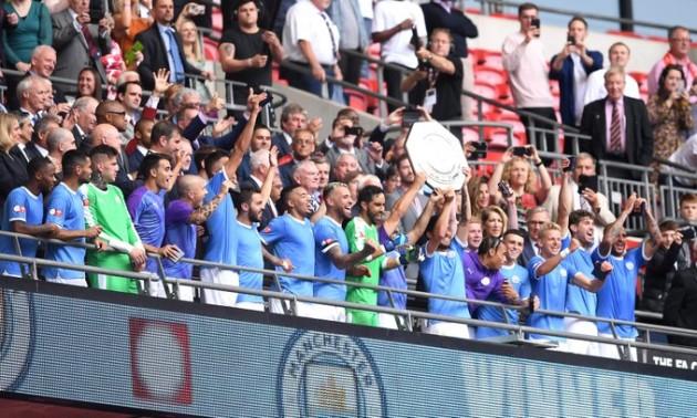 Манчестер Сіті у серії пенальті здобув Суперкубок Англії