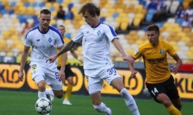 Динамо – Олександрія 1:0. Огляд матчу