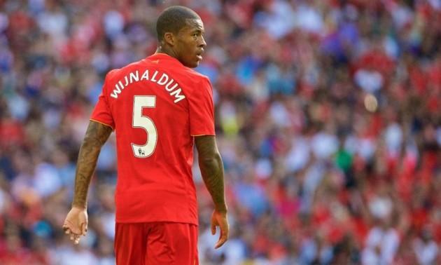 Ліверпуль запропонував Вейналдуму продовжити контракт
