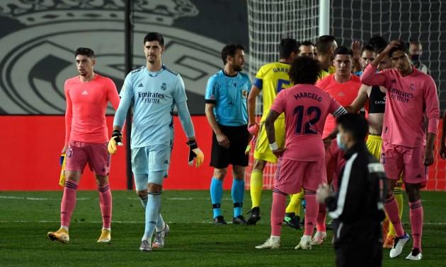 Реал - Кадіс 0:1. Огляд матчу