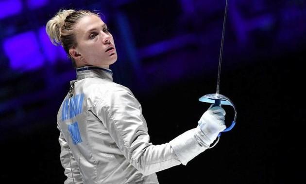 Харлан сенсаційно програла в першому поєдинку Олімпійських ігор
