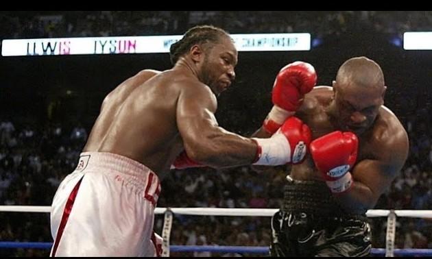 Льюїс готовий битися з Тайсоном