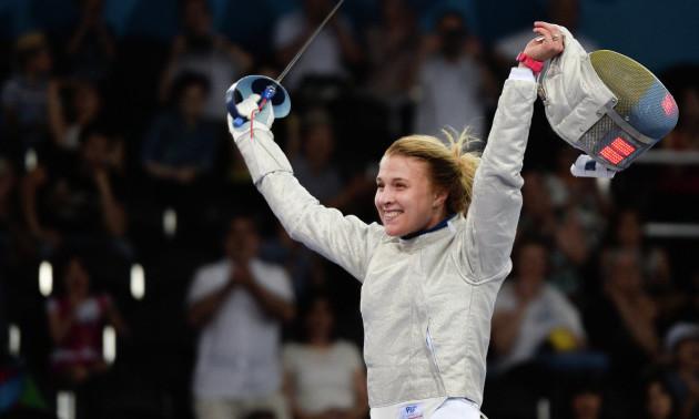 Харлан перемогла росіянку і стала чемпіонкою світу