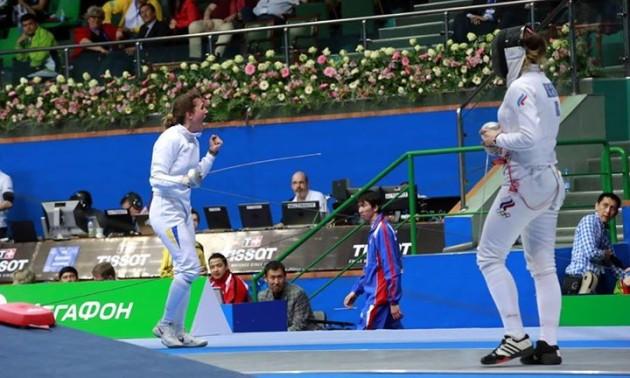 Пантелєєва і Свистіль виграли перші поєдинки на турнірі Glaive de Tallinn
