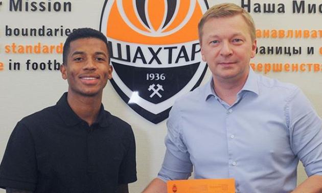 Шахтар продовжив контракт з Антоніо