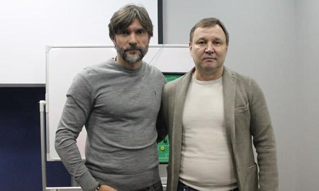 Калитвинцев став новим головним тренером Олімпіка
