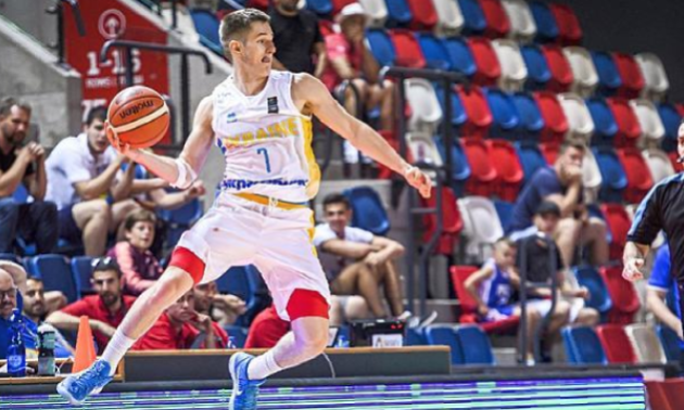 Збірна України поступилася Греції у матчі за 9 місце на чемпіонаті Європи