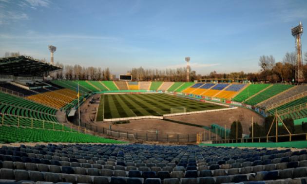 Карпати оприлюднили плани щодо реконструкції стадіону Україна