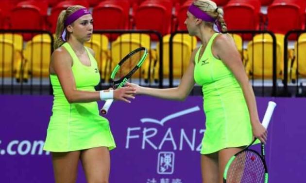 Сестри Кіченок вийшли у друге коло на турнірі в Маямі і зіграють з чемпіонками Australian Open