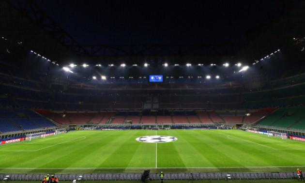 Матч Інтера у Лізі Європи відбудеться без глядачів