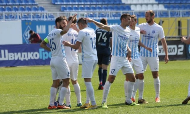 Десна проведе контрольний матч з Олімпіком 14 серпня