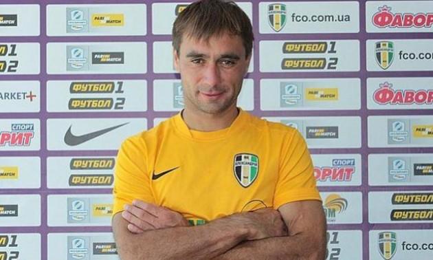 Паньків: П'ятов найкращий воротар в Україні