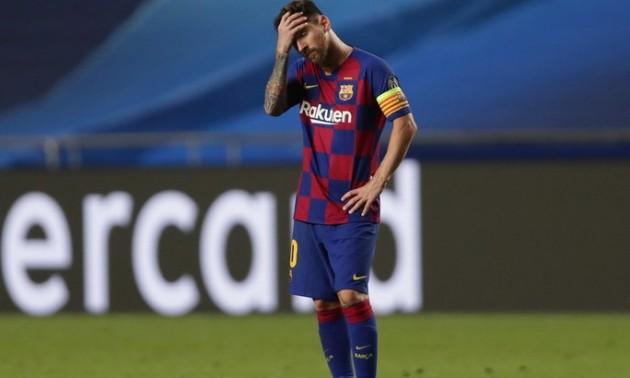Мессі збирається залишити Барселону у 2021 році