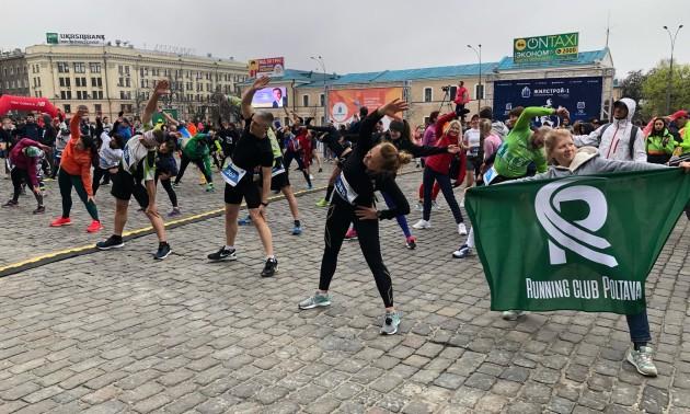 У Харкові відбувся шостий міжнародний марафон