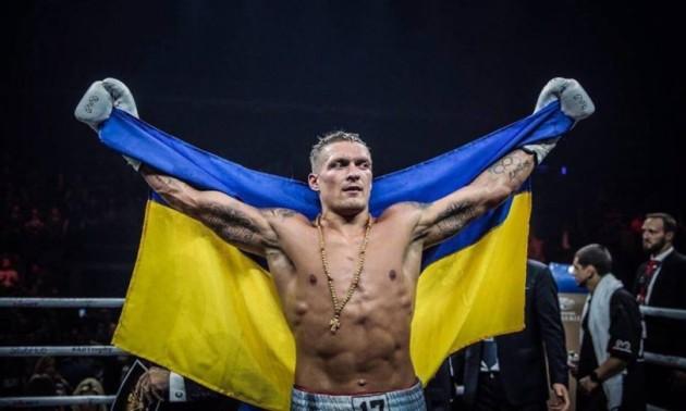 WBA зобов'язала Усика провести захист титулу з Лєбєдєвим