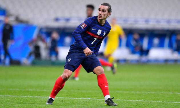 Грізманн побив рекорд Вієйри у збірній Франції