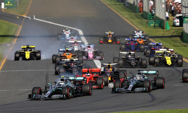 Формула-1 скасувала Гран-прі Австралії