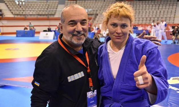 Українська самбістка здобула бронзову нагороду на Європейських іграх